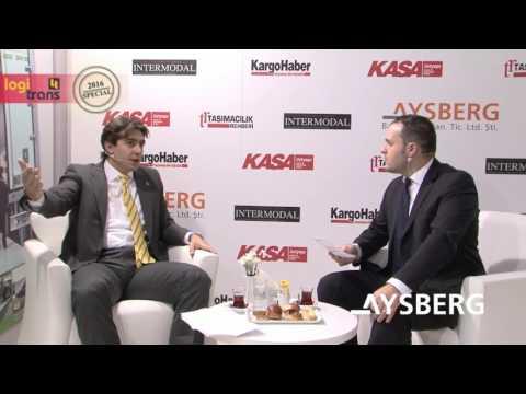 Tea & Talk logitrans 2016: Prof. Dr. Stefan Iskan interviews Fuat Pamukçu