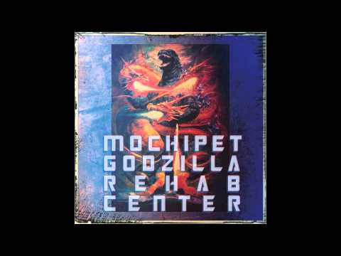Mochipet - King Ghidorah [[Godzilla Rehab Center EP]]