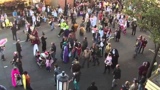 Halloween Parade in Ashland, Oregon 2013