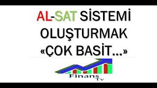 1 İNDİKATÖRLE HARİKA AL-SAT SİNYALİ OLUŞTURMAK. buy and sell strategy