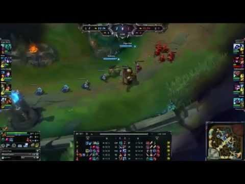 League of Legends Nordic Open | Group 8 - Game 1 | Sinceriously Gwebnius VS Trick And Steal