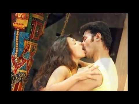Liplock Kiss Of Tamanna Bhatia From Latest Movie
