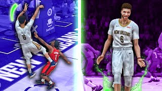 LaMelo Ball MyCareer #7 | Embarrassing James Harden & Westbrook | Coach Benched Lamelo AGAIN!!!