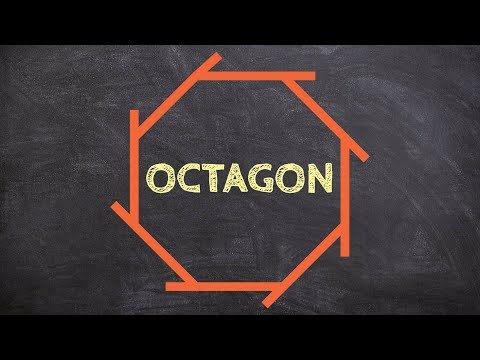 Geometry - Determine the measure of each exterior angle of a regular octagon