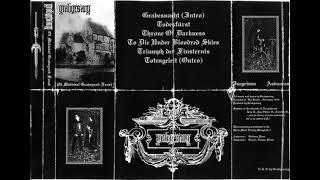 Grabgesang - Of Medieval Graveyard Frost (1995) (Raw Black Metal)