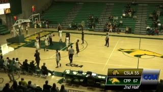 CPP vs Cal State Los Angeles