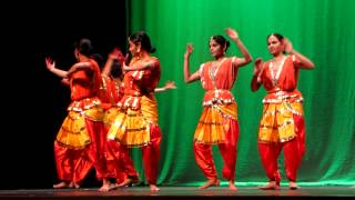 Stunning India Dance with Hindi Music song in Boston