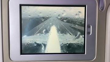 Tail Cam Takeoff! An Air France Airbus A380 Leaving Paris-CDG