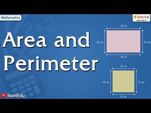 Math for kids - Learn Area and Perimeter