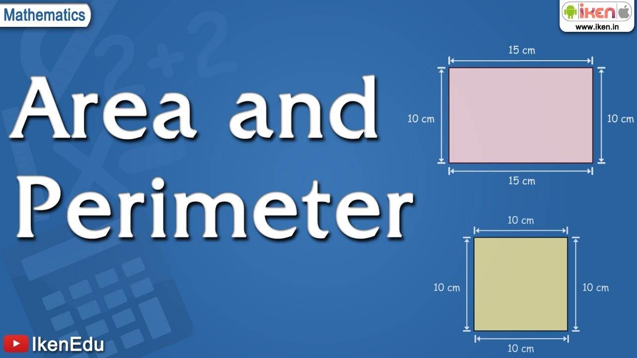 Math for kids learn area and perimeter youtube ccuart Gallery