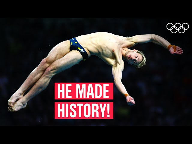 The Highest Scoring Dive EVER!