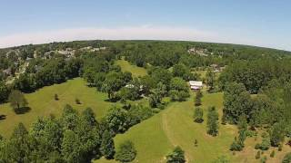 Stunning 29.5 acre Farm w/ Historic Home in Fairview TN