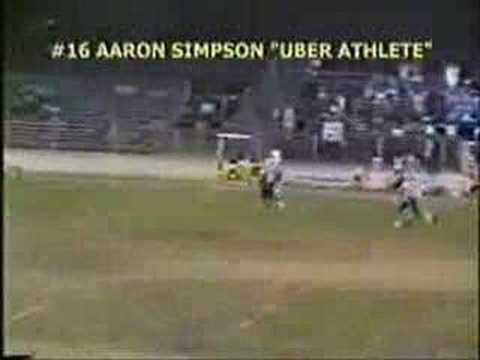 Aaron Simpson 2006 Highlight Tape