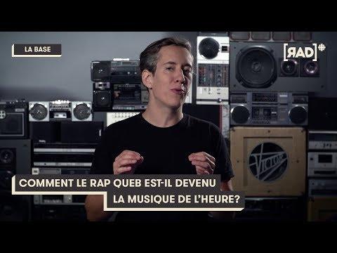 Comment le rap est-il devenu la musique de l'heure? | Rap queb | Rad