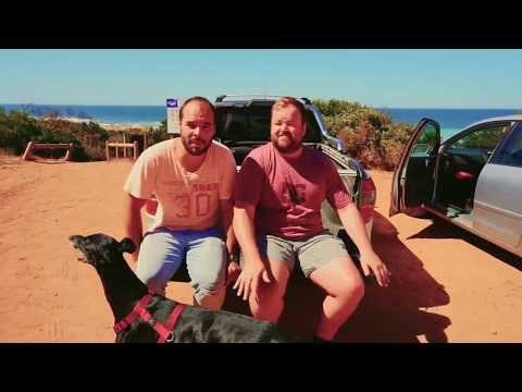 VLOG EP 1: Greyhounds running on water, Ambergris, sun and secret beach