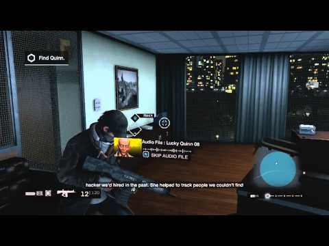 Watch Dogs Adventures Part 63 - The Merlaut Hotel