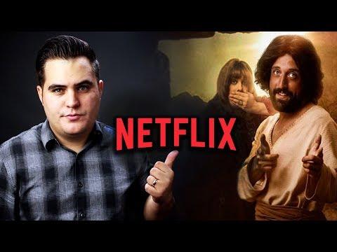 Netflix Publica Película Homosexual Sobre Jesús - Pastor Responde