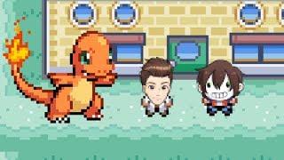 Paluten und GermanLetsPlay spielen Pokemon! ☆ Pokemon #01