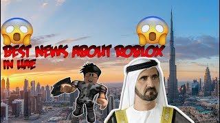 ROBLOX EST unBANNED IN THE UAE AFTER 2 JOURS :O PAS CLICKBAIT NOUS NE SOMMES PAS SÛRS.