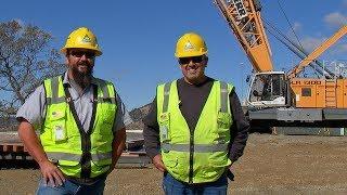 Oroville Spillways Construction Crew Spotlight—Chris and Millard