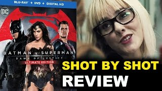 Batman v Superman Ultimate Edition Trailer REVIEW & BREAKDOWN