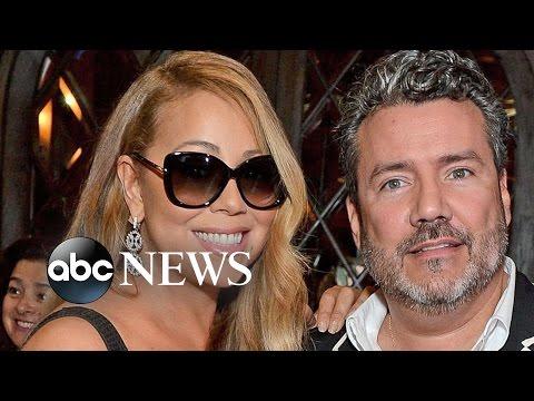 Mariah Carey Shows Off Massive 35-Carat Engagement Ring