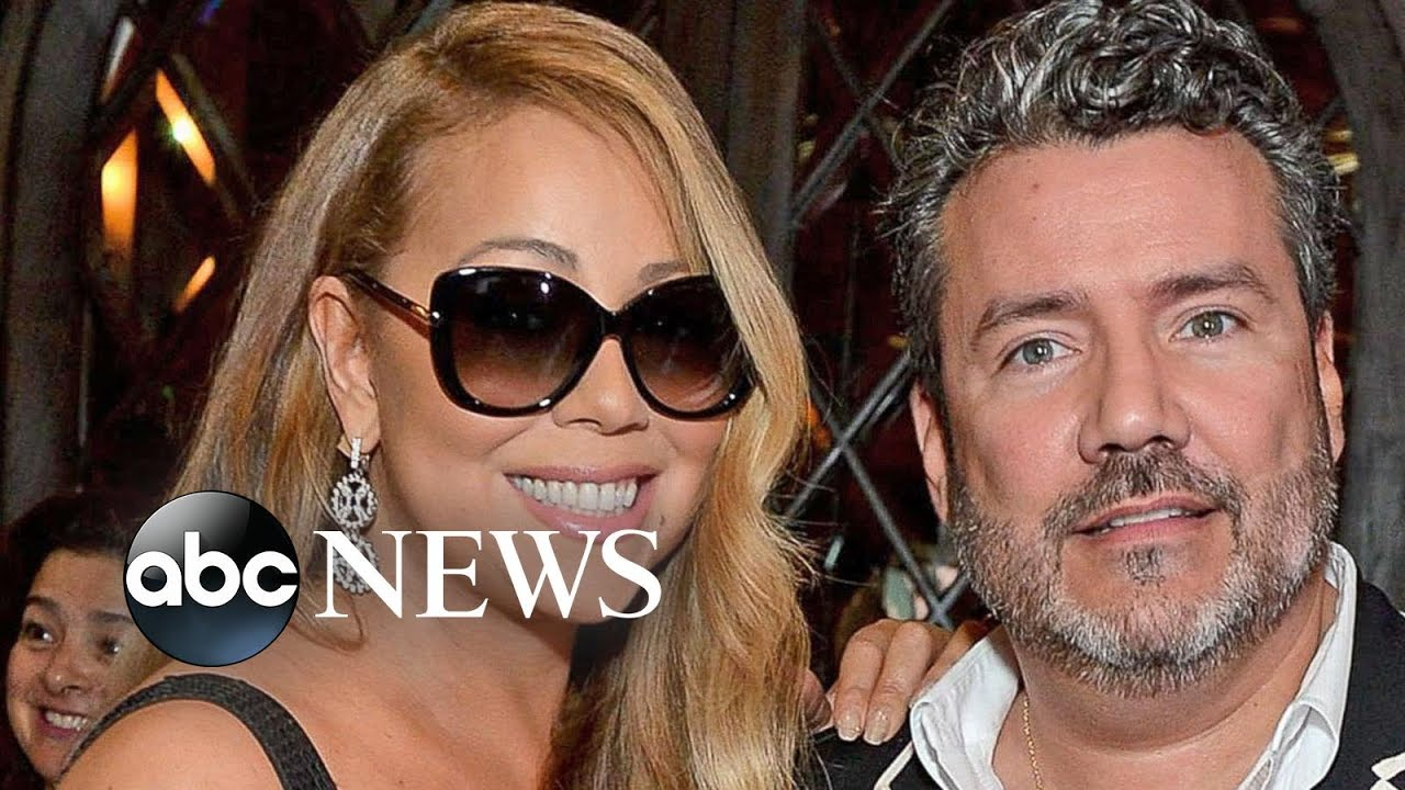 Mariah Carey Shows Off Massive 35Carat Engagement Ring YouTube