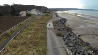 FPV @ Croy shore, Scotland