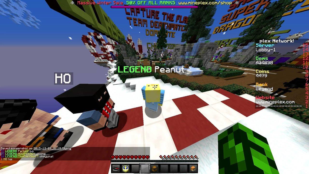 Minecraft OG Names - #1