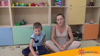 Санаторий Ружанский - обзор детской комнаты, Санатории Беларуси