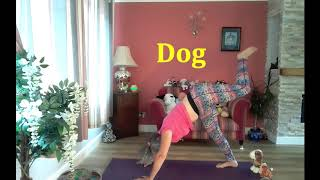 Kids Yoga Postures