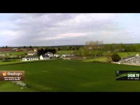 video en vol Drone OVERMAX X-BEE-3.1