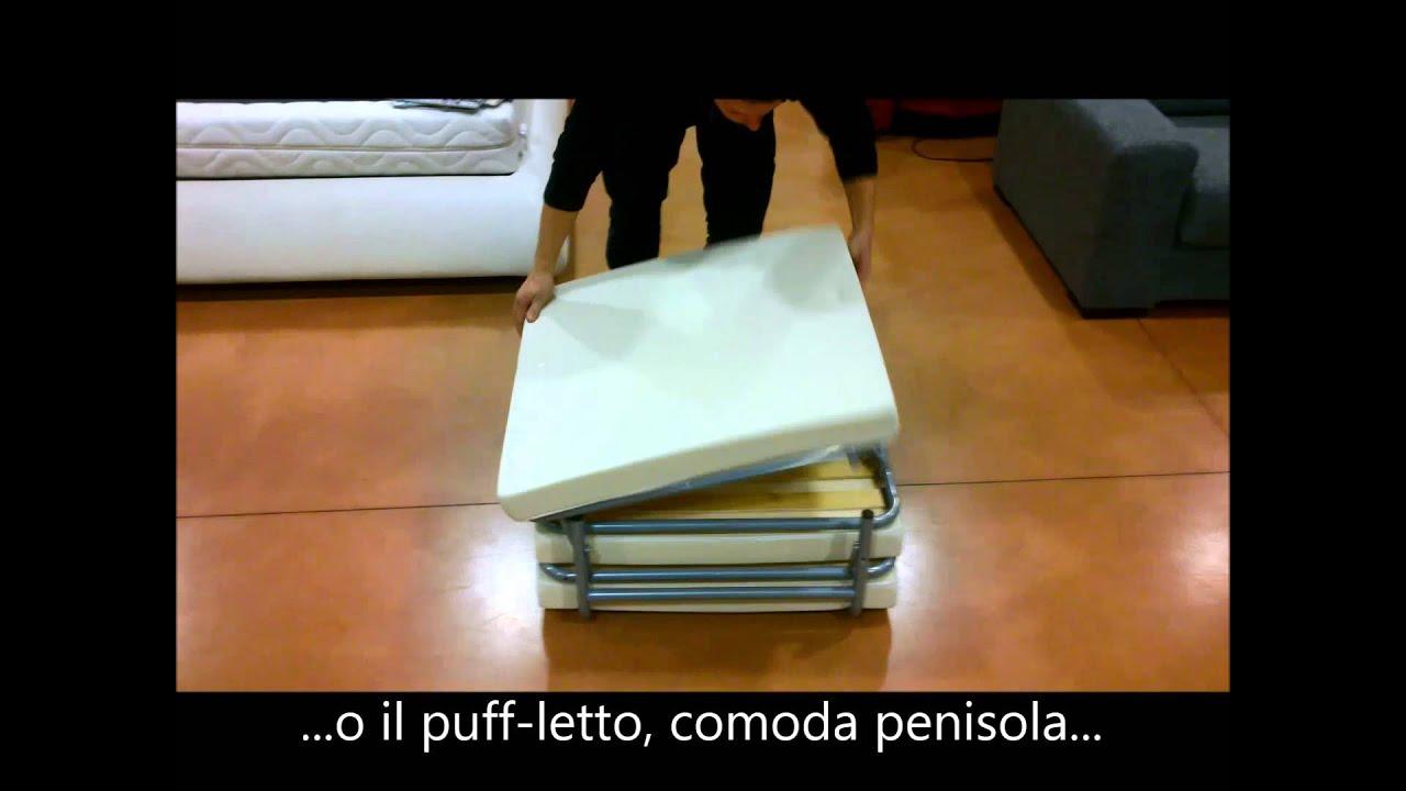 poltrone relax e letti trasformabili - youtube - Mobili Trasformabili Verona