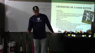 Chemistry of a Hitter - 2