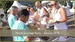 RIVA - Poroli Summer Party - Ascona 2018