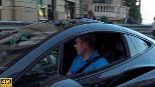 MIKA HAKKINEN DRIVES HIS MCLAREN P1 VP3 IN MONACO - OVEVIEW and driving [2018 4K]