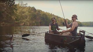 Schlauchboot oder Falte? Tipps rund ums Boot beim Karpfenangeln