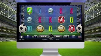 Online Slots Football Champions Cup from Jackpot Mobile Casino