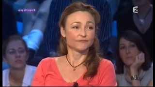 Catherine Frot & André Dussollier - On n'est pas couché 11 octobre 2008 #ONPC