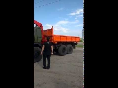 Видео Ремонт камаз 740