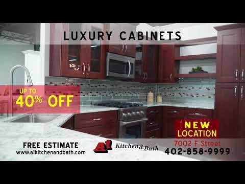 A1 Kitchen & Bath Grand Opening TV Commercial 2018 Omaha Nebraska