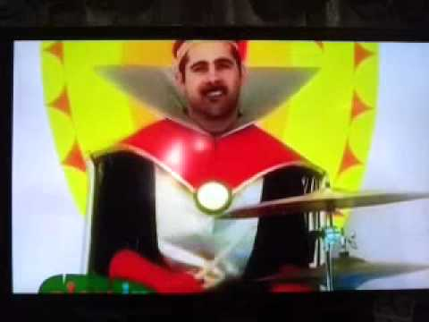 Yo Gabba Gabba - The Killers- Spaceship Adventure