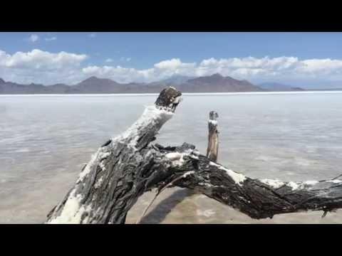 Flat Earth Studios: Bonneville Salt Flats Utah U.S.A. official flat earth movie trailer thumbnail