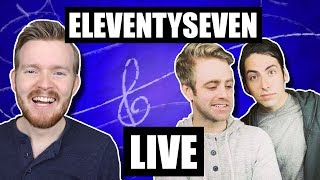 Secrets of Lyric Writing w/ EleventySeven!