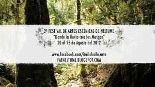 2º Festival de Artes Escénicas de Neltume / sinopsis