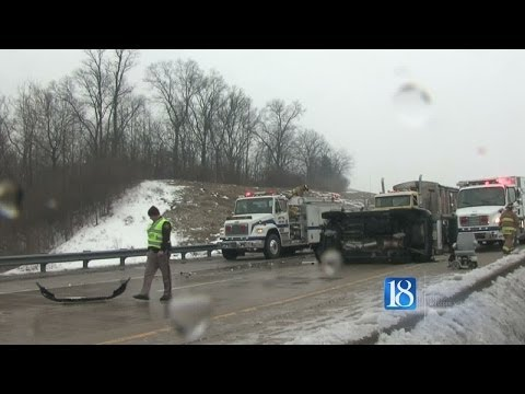 Wreck on U.S. 231 sends two to hospital