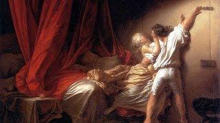 Le Verrou (Fragonard) - Intérieur (Degas) / Le viol dans la peinture