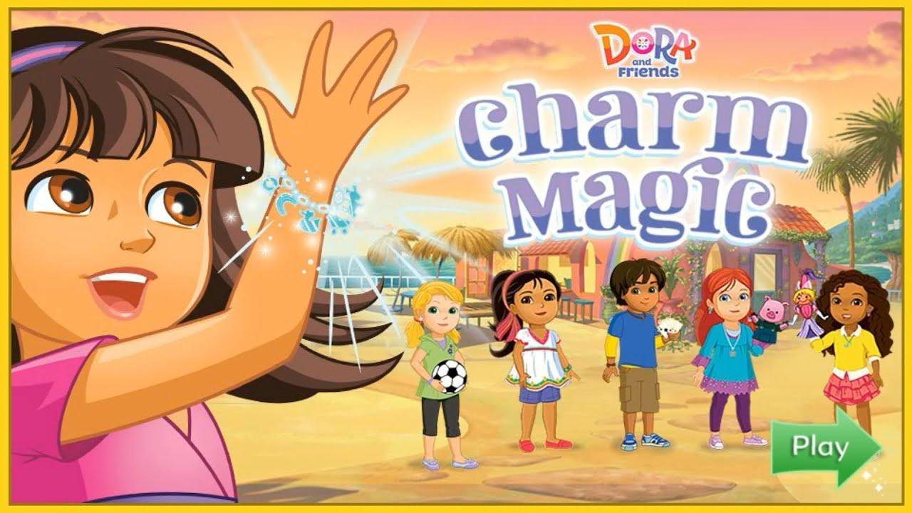 Dora y sus Amigos - Encanto Magico - Juegos para niños en español ...