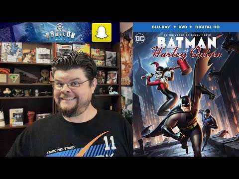 """Batman and Harley Quinn"" Trailer Reaction Review"