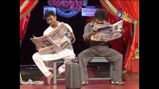 Jabardasth - జబర్దస్త్ - Adhire Abhinay Performance on 27th March 2014